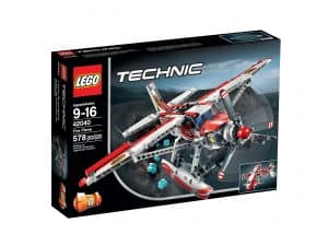 lego 42040 brandslukningsfly