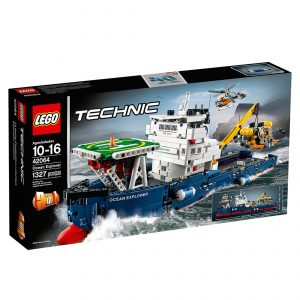 lego 42064 forskningsskib