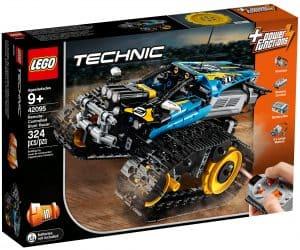 lego 42095 fjernbetjent stunt racerbil