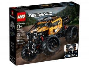 lego 42099 firhjulstrukket x trem offroader