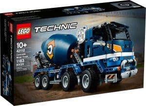 lego 42112 lastbil med betonblander