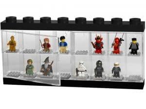 lego 5005375 udstillingskasse til 16 minifigurer