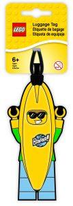lego 5005580 bagagemaerke med bananfyren