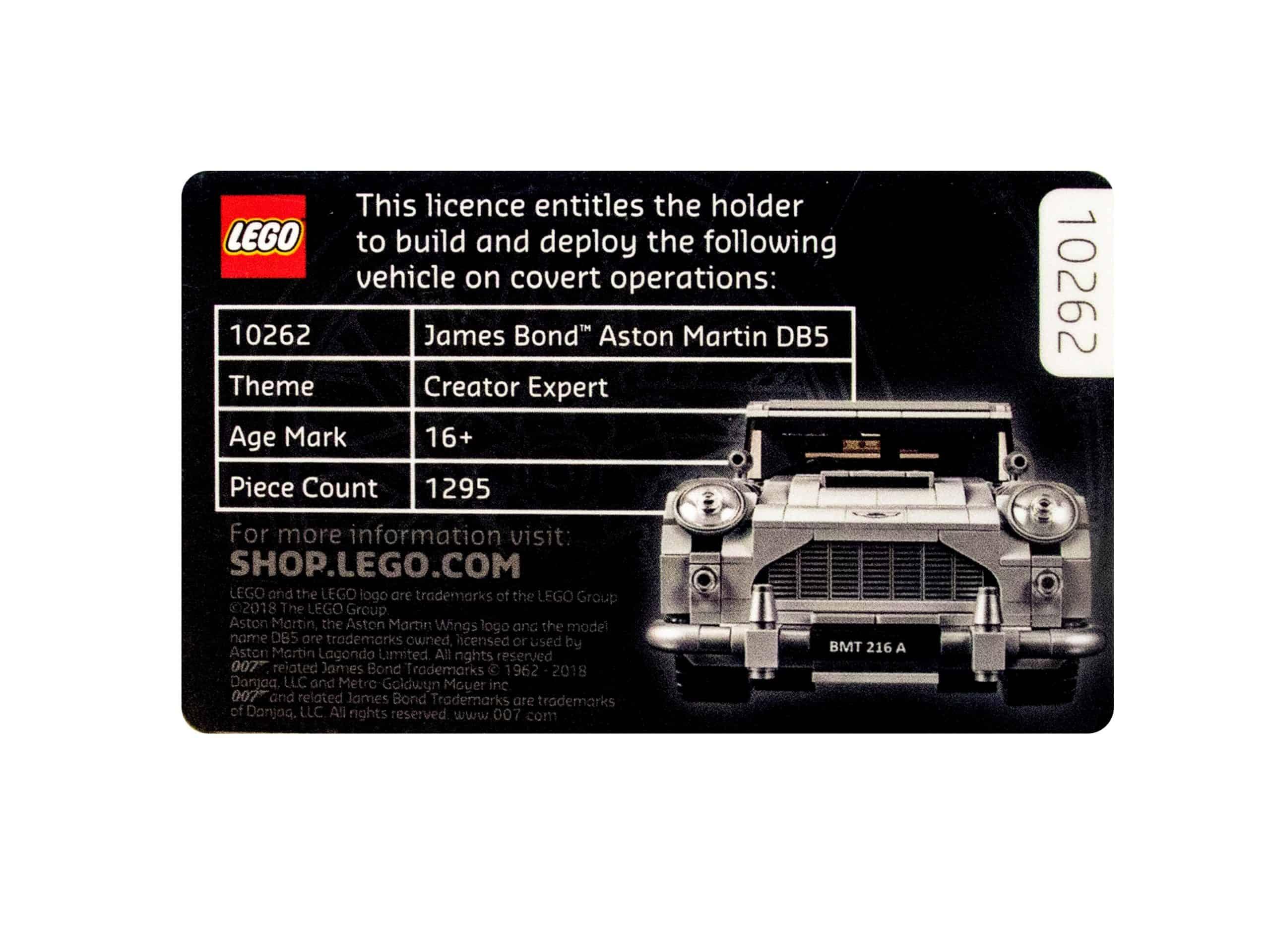 lego 5005665 licens til at bygge scaled