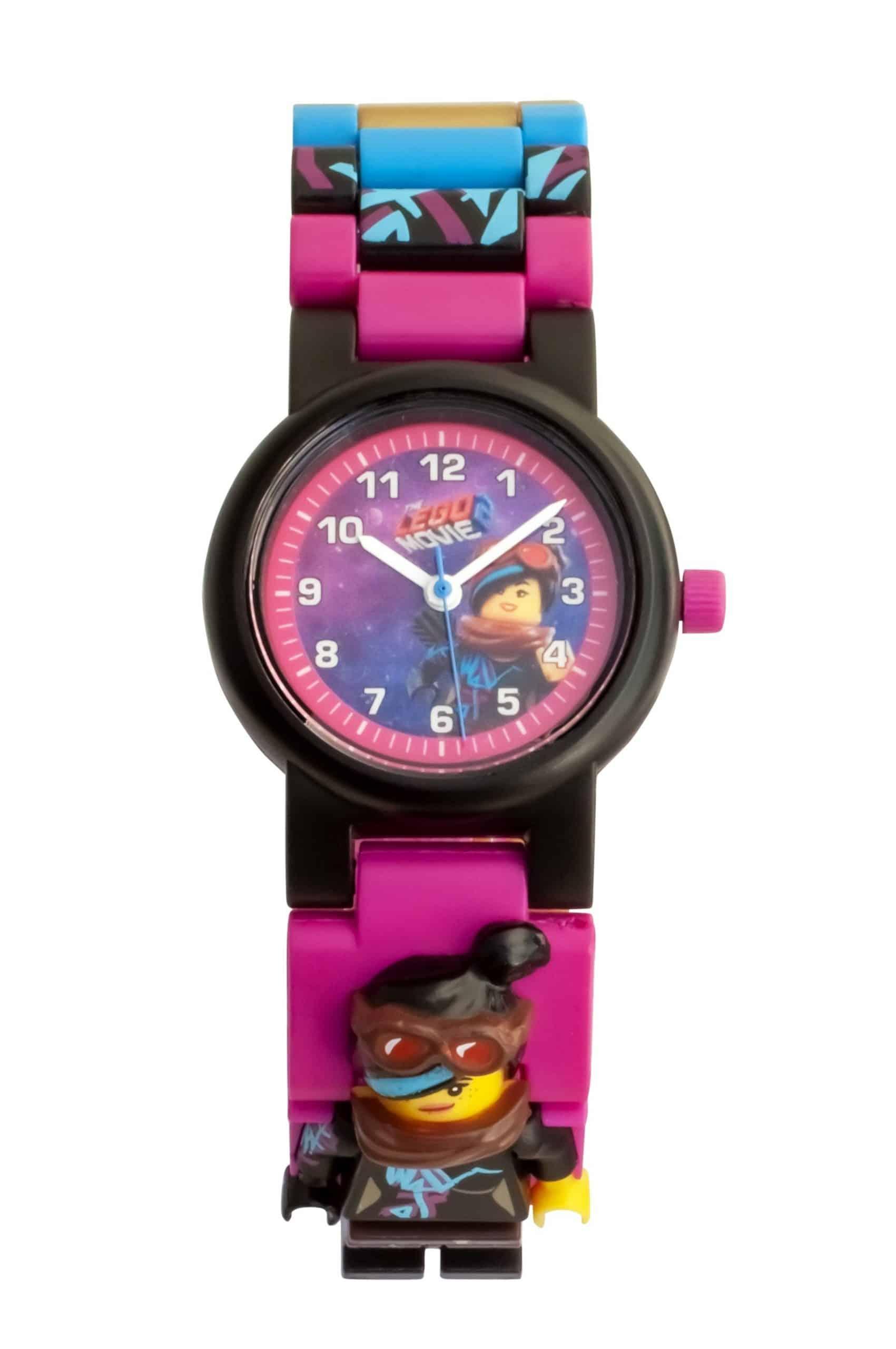 lego 5005703 movie 2 graffititosen armbandsur med minifigurled scaled