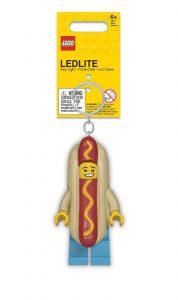lego 5005705 hotdogmand noglering med lys