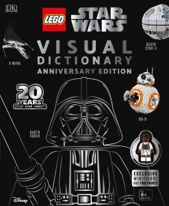 lego 5005849 star wars visual dictionary