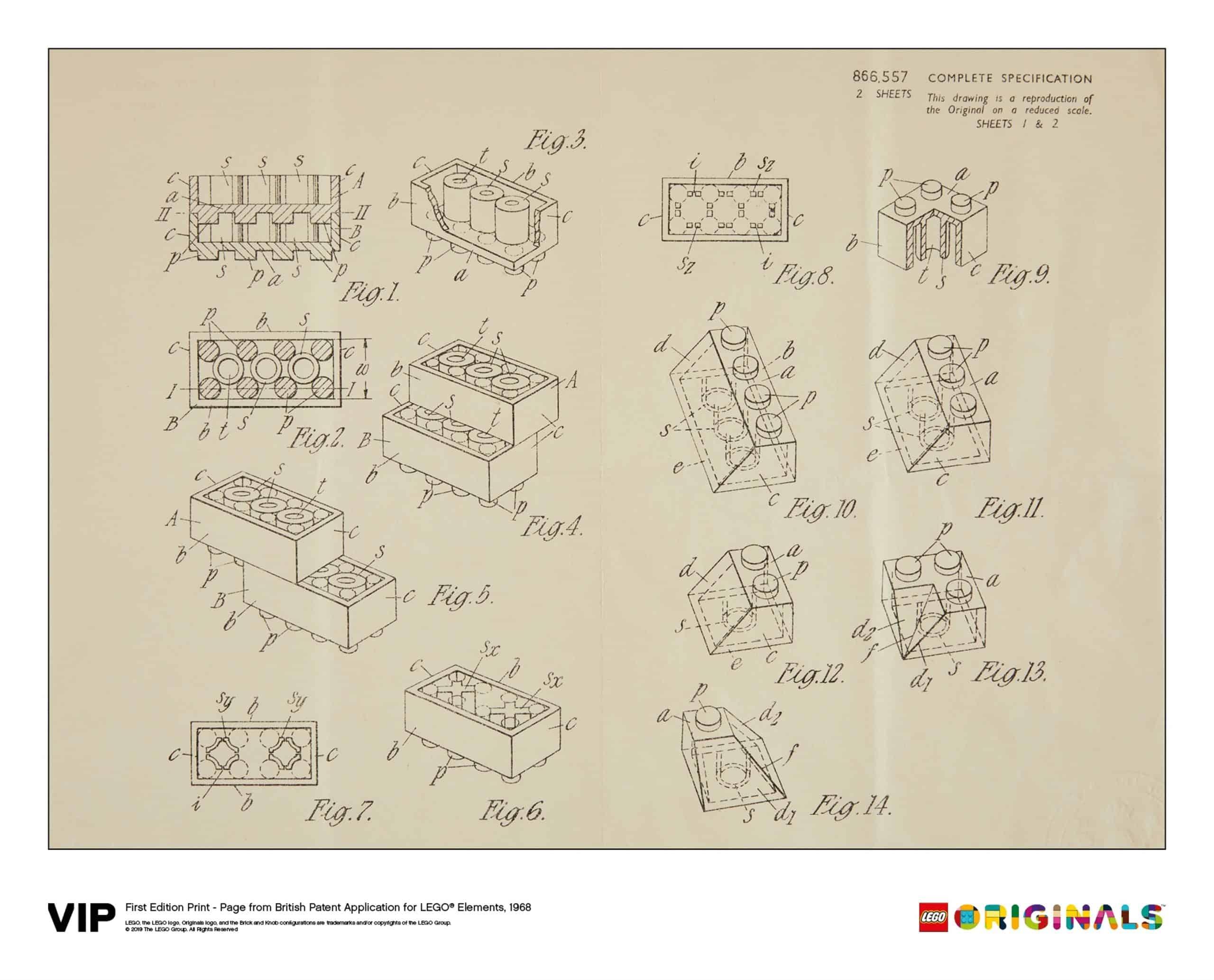 lego 5006004 britisk patenttegning 1968 1 udgave scaled