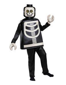 lego 5006010 skelet luksuskostume