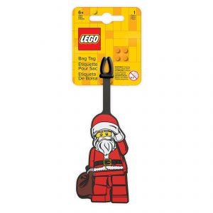 lego 5006030 taskemaerke med julemanden