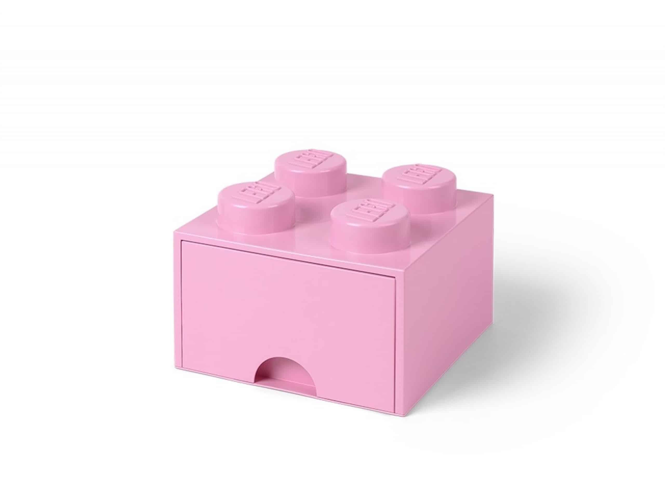 lego 5006173 4 knops lyslilla opbevaringsklods med skuffe scaled