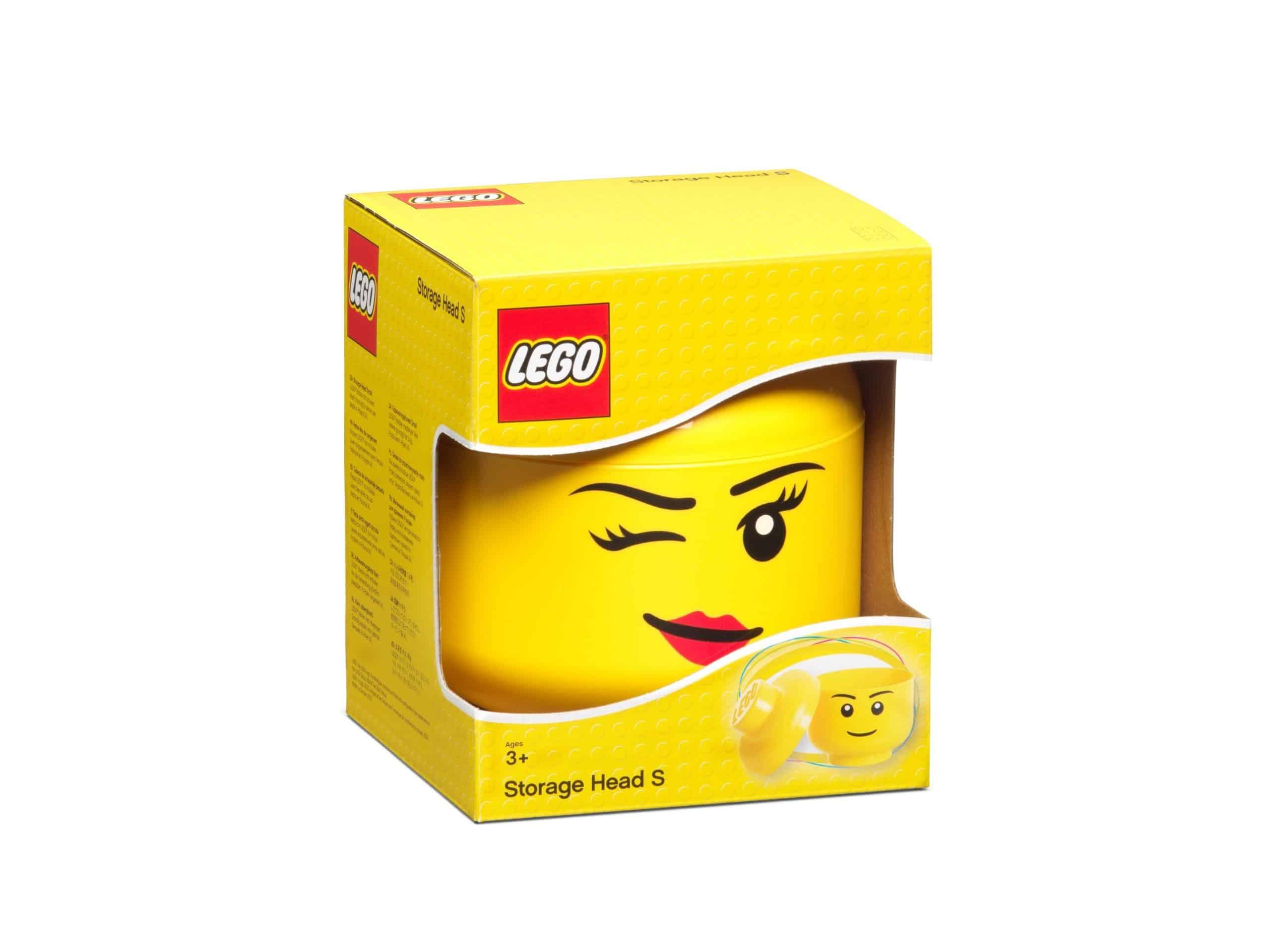 lego 5006186 opbevaringshoved lille blinkende scaled