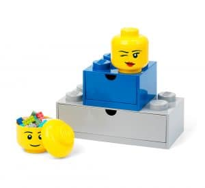 lego 5006211 opbevaringshoved mini blinkende