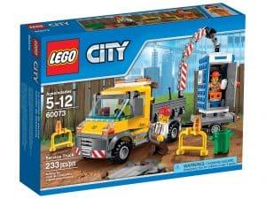 lego 60073 servicevogn