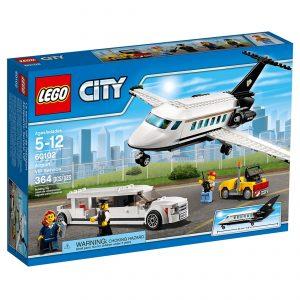 lego 60102 lufthavn vip service