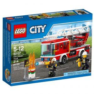 lego 60107 brandvaesnets stigevogn