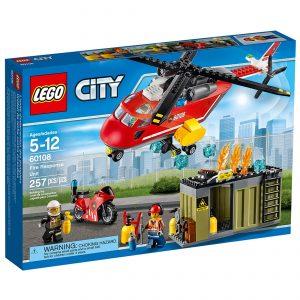 lego 60108 brandvaesnets udrykningsenhed
