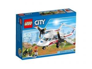 lego 60116 ambulancefly