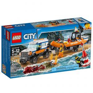 lego 60165 firhjulstrukket udrykningsenhed