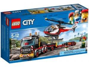 lego 60183 transporter til tungt gods