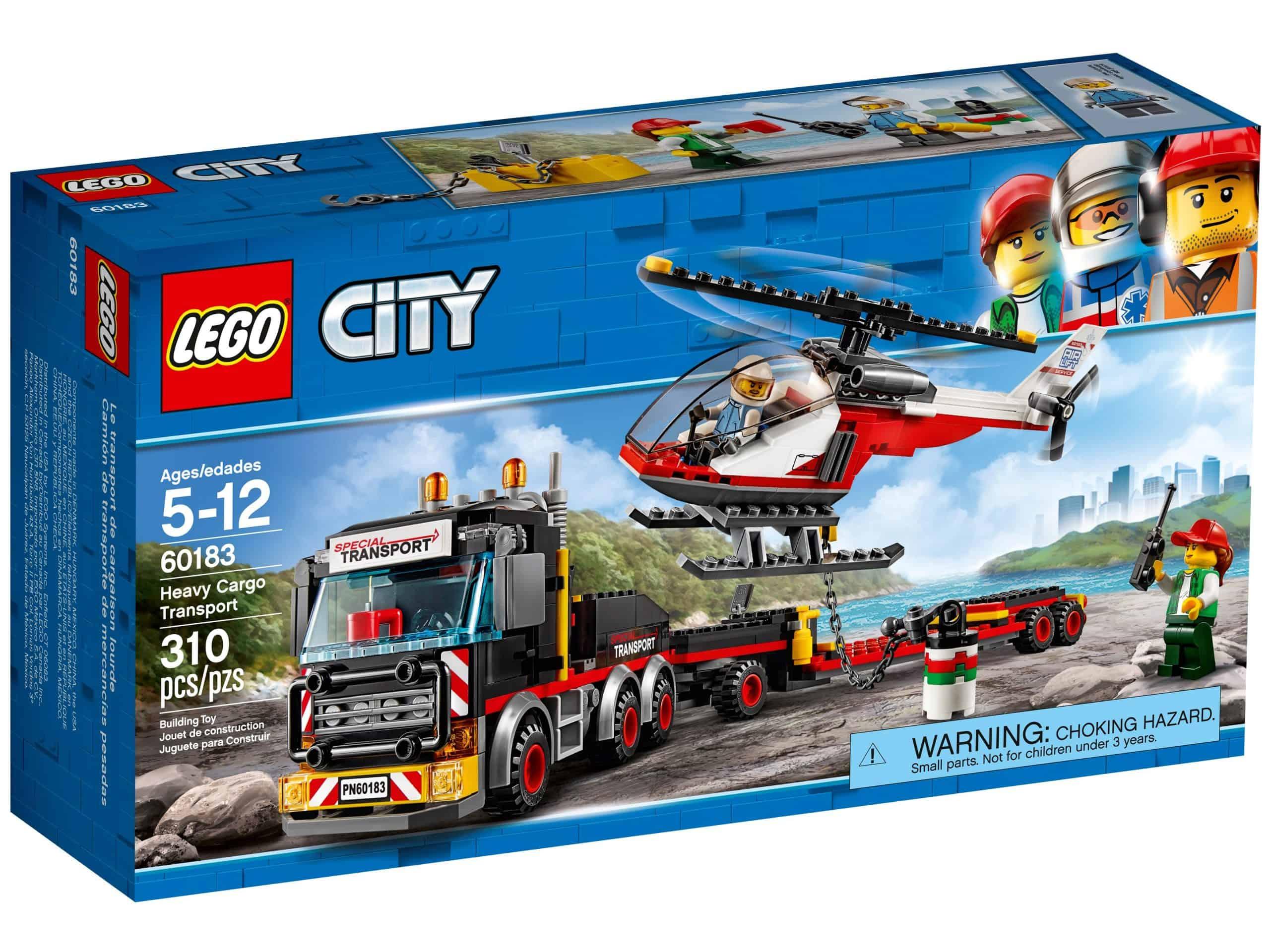 lego 60183 transporter til tungt gods scaled