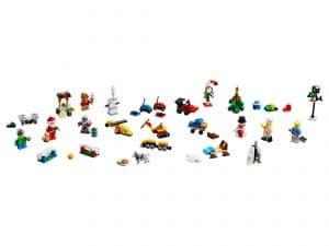 lego 60201 city julekalender