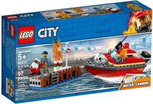 lego 60213 brand pa havnen