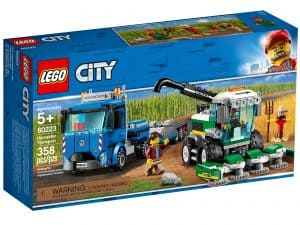 lego 60223 gronthostertransport