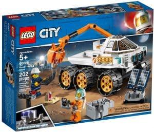 lego 60225 rover testkorsel