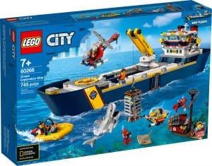 lego 60266 havudforskningsskib