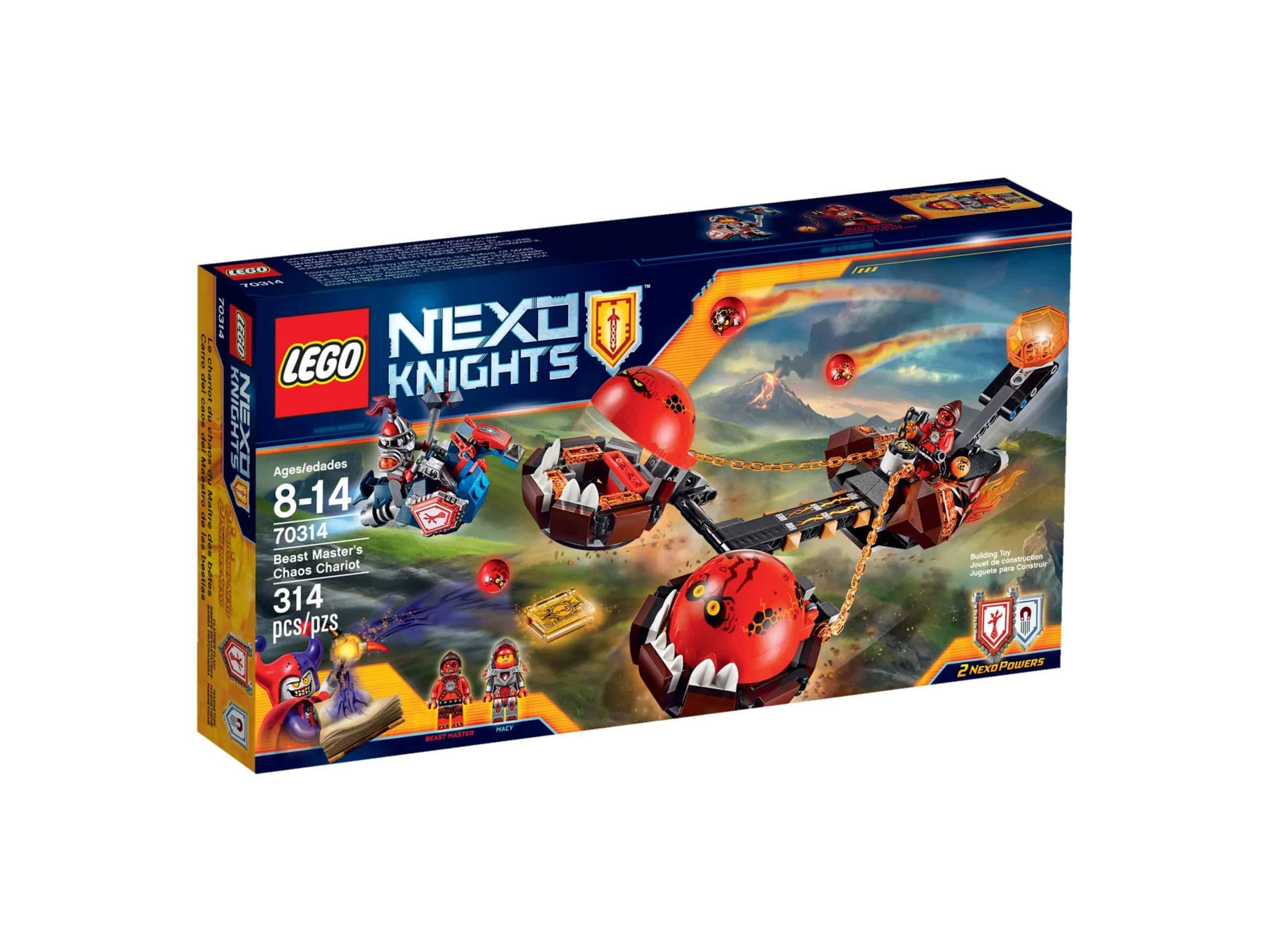 lego 70314 beast masters kaos stridsvogn scaled