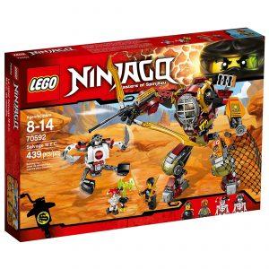 lego 70592 redningsrobot