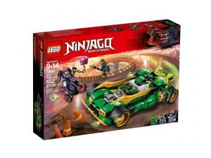 lego 70641 ninja kampkoretoj
