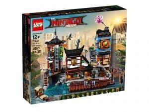 lego 70657 ninjago city havn