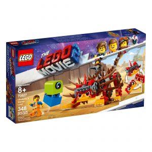 lego 70827 ultrakat og kriger lucy