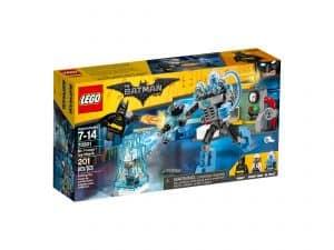 lego 70901 mr freeze isangreb