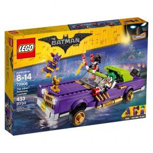 lego 70906 jokerens berygtede forbryderbil