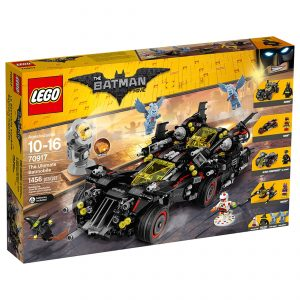 lego 70917 den ultimative batmobil