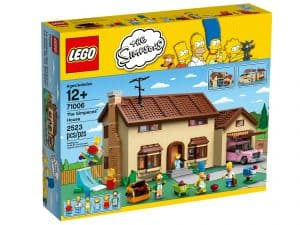 lego 71006 the simpsons huset