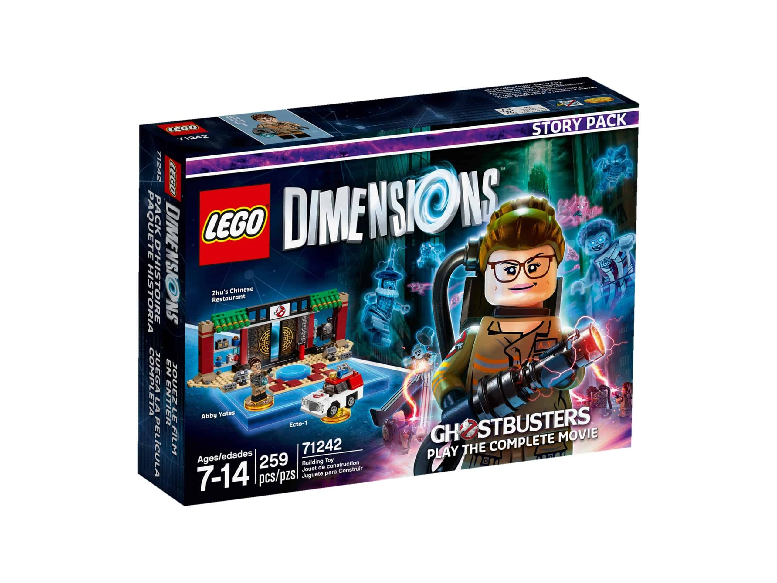 lego 71242 ghostbusters story pack scaled