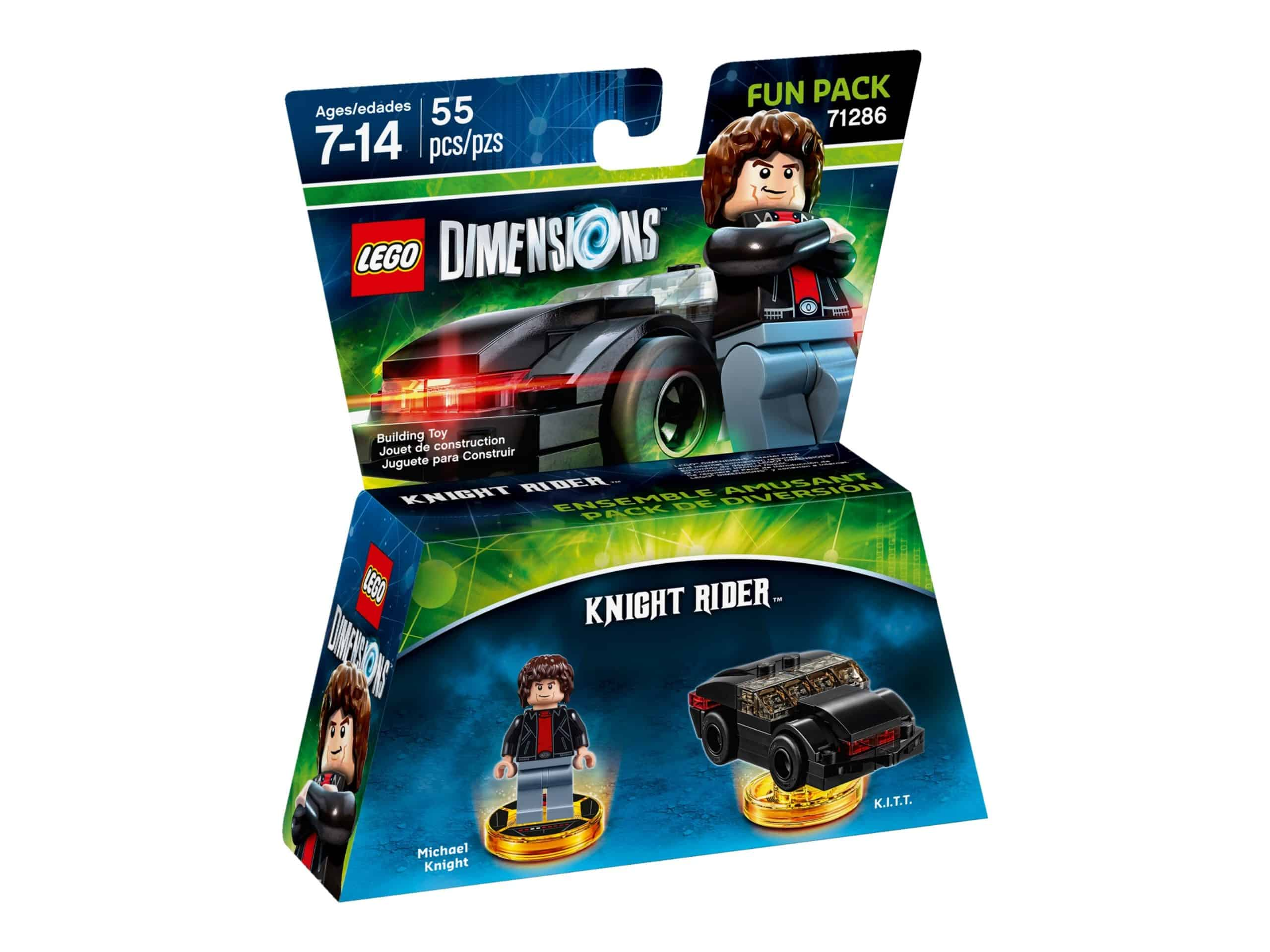lego 71286 knight rider fun pack scaled