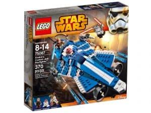 lego 75087 anakins specialbyggede jedi starfighter