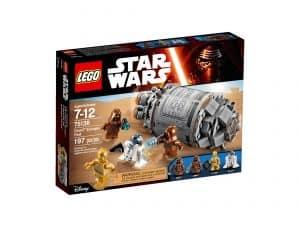 lego 75136 droid flugtkapsel