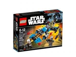lego 75167 bounty hunter speederbike battle pack