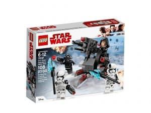 lego 75197 den forste ordens specialister battle pack