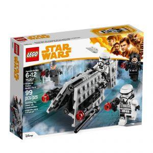 lego 75207 kejserlig patrulje battle pack