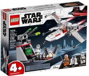 lego 75235 x wing stjernejager dodsstjerne angreb
