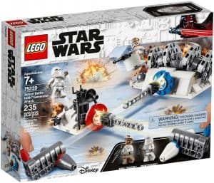 lego 75239 action battle generatorangreb pa hoth