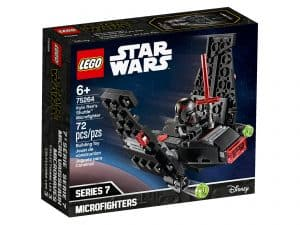 lego 75264 kylo rens faerge microfighter