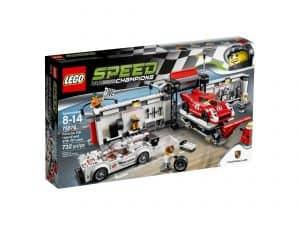 lego 75876 porsche 919 hybrid og 917k pitstop